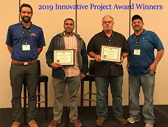 Innovative Project Awards Winners 2019